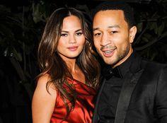 John Legend and Chrissy Teigen's honeymoon #celebrity #love #couples