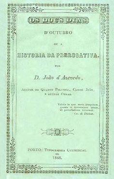 DOIS DIAS DE OUTUBRO - AZEVEDO (Joao de)
