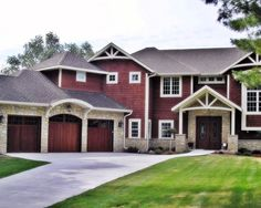 Exterior Siding Design, Pictures, Remodel, Decor and Ideas - page 32