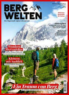 Ein Traum von Berg. Gefunden in: Bergwelten, Nr. 1/2015