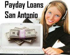 Payday Loans San Antonio is simple and quick way to acquire cash. These funds support rises in a high fame because these are reliable and quickest financial help for your emergency.  So, these finances are an ideal for you.  Use online way and apply speedily with us.