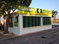Campomaiornews: Nova empresa de combustíveis em Campo Maior