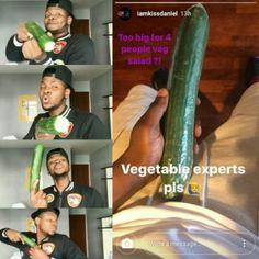 Kiss Daniel seeks public advice on his big cucumber http://ift.tt/2uSKpJZ