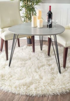 Buy now apartmenttherapy - 1000 Ideas About Flokati Rug On Pinterest Rugs Shag