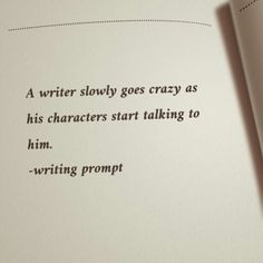 Hahahaha . . . haha . . . ha. Yeah, 'writing prompt'. It's not like this is really or anything. Haha.