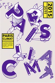 Paris Climat 2015 on Behance