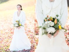 Real Wedding: Emily and Michael | Photo: Astrid Photography