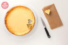 Playdate, Snacks, Käsekuchen-Herzen, einfach selbermachen