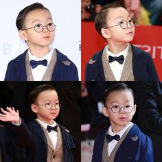Our Daehan looks so handsome with his glasses. He's a big boy now. Superman Cast, Superman Kids, Korean Drama Movies, Korean Dramas, Song Il Gook, Korean Tv Shows, Man Se, Song Triplets, Song Daehan