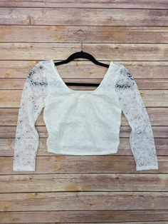 Lacy Macey Crop Top - GorJess & LoveLee Boutique