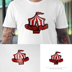 Chilli Festival Logo design