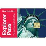 New York City 'Choose 3' Explorer E-Pass
