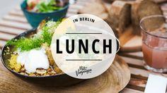 Wenn ihr keine Lust auf Kochen zum Mittag habt, dann bekommt ihr in diesen 11 Restaurants und Kantinen in Berlin fantastisches Lunch zu guten Preisen.