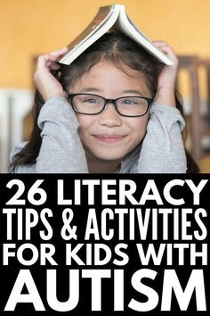 10 Literacy Activities for Kids with Autism Autism Education, Autism Classroom, Special Education Teacher, Classroom Objectives, Autism Learning, Autism Parenting, Parenting Tips, Autism Activities, Reading Activities
