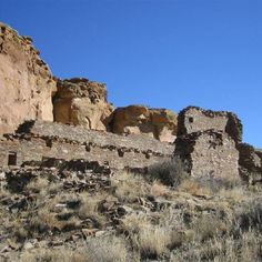 Archaeology Sites: One of the most significant and impressive archaeological remains in North America can be discovered in New Mexico's Chaco Canyon. Surrounded by mountains and mesas, your inner archaeologist will be awoken as you travel on backcountry trails that will lead you to remote Chacoan sites, ancient roads, rock art, and prehistoric stairways.