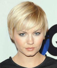 Different New Short Hairstyles for Women