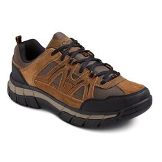 Men's S Sport Designed by Skechers Ascender Performance Athletic Shoes - Brown 8.5