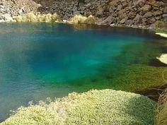 Laguna de la niña encantada, Mendoza, Argentina