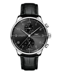 IWC PORTUGUESA CHRONOGRAPH - 40.9 mm - IW371447 : Boutique dos Relógios