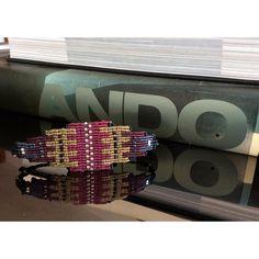 Morning details... #bracelet #fw1617 #zoekompitsi #jewels #greekdesigners