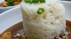 I tried so many different ways to duplicate my favorite restaurant's coconut rice after they went out of business. This one is perfect!