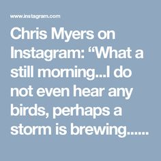 """Chris Myers on Instagram: """"What a still morning...I do not even hear any birds, perhaps a storm is brewing...I feel tonight will be a make a fire and eat popcorn kind…"""" • Instagram Porch Veranda, How To Make Fire, Front Porch, Popcorn, Brewing, Birds, Feelings, Eat, Instagram"""