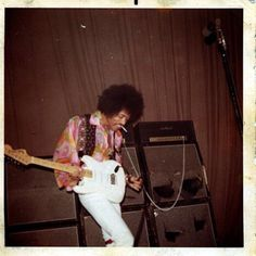 Jimi Hendrix on November 1968 in Tampa, Florida USA at Curtis Hixon Hall. Rock Music, My Music, Rock And Roll, Best Guitar Players, Jimi Hendrix Experience, Music Theory, Classic Rock, Music Stuff, My Love