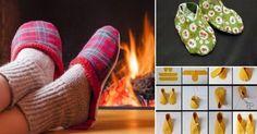 Cómo+hacer+pantuflas+para+estar+en+casa