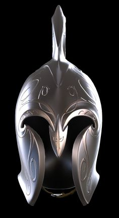 Elven Helm Model available on Turbo Squid, the world's leading provider of digital models for visualization, films, television, and games. Elf Armor, Larp Armor, Helmet Armor, Knights Helmet, Roman Armor, Lotr Elves, Imperial Army, Jrr Tolkien, Fantasy Weapons