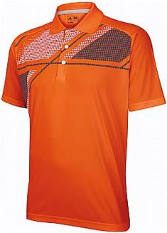 Adidas ClimaCool Angular Print Golf Shirts Within the last few 30 years, the evolution of Dart Shirts, Golf T Shirts, Mens Hottest Fashion, Mens Fashion, Next Sportswear, Black Polo Shirt, Golf Wear, Stylish Shirts, Golf Fashion