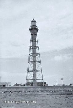 Faro del puerto de Tampico