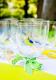 Kesäjuhlien kattaus SK 5-6/13 liite Hurricane Glass, Tableware, Dinnerware, Tablewares, Dishes, Place Settings