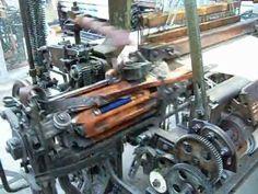 weverij- weaving mill - museum Geldrop (Netherlands) part 1