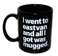 I went to East Van and all I got was mugged - Vancouver - Sharks and Hammers