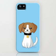Beagle iPhone Case by Freeminds - $35.00