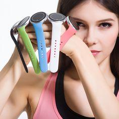 """Sport Smartwatch C5 1,22 """"Runde IPS Display Wasserdicht Unterstützung 360 Grad Im Uhrzeigersinn Pulsmesser Sos-ruf Sprachsteuerung //Price: $US $85.79 & FREE Shipping //     #smartwatches"""