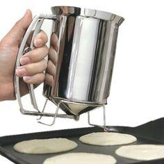 Jemima Pancake Batter Dispenser.
