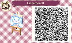 The Odd Girl Diaries: Animal Crossing New Leaf: More QR Codes!