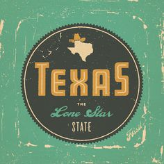Lone Star State by Brent Couchman, via Flickr