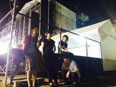 [Alexandros]2014/8/31 ありがとう大阪。ありがとうRUSH BALL 2014。最高の夜だった。でももっともっともっともっともっともっともっとデッカくなって帰ってきます。その時またお会いしましょう。愛してるぜ大阪。洋平
