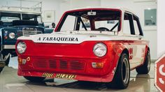 1967 Hillman Imp Race Car