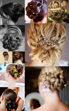 Hairspirations on http://itsabrideslife.com
