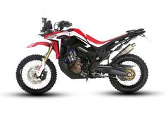 2017 Honda Africa Twin 1000L Rally Edition
