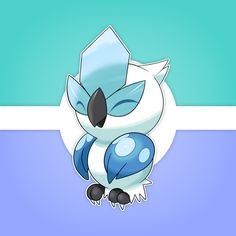 Wintowl - starter for idk the Snow Owl Pokemon