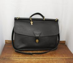 1990's Jack Georges Coach Designer Leather by EminenceFrontBoston, $85.00