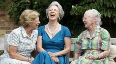 Dronning Anne-Marie har altid haft et godt og tæt søskendeforhold til prinsesse…
