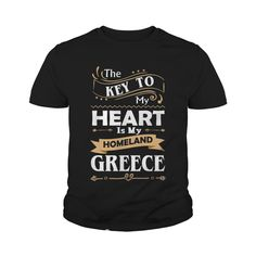 The Key To My Heart Is My Homeland Greece T-shirt #gift #ideas #Popular #Everything #Videos #Shop #Animals #pets #Architecture #Art #Cars #motorcycles #Celebrities #DIY #crafts #Design #Education #Entertainment #Food #drink #Gardening #Geek #Hair #beauty #Health #fitness #History #Holidays #events #Home decor #Humor #Illustrations #posters #Kids #parenting #Men #Outdoors #Photography #Products #Quotes #Science #nature #Sports #Tattoos #Technology #Travel #Weddings #Women