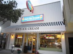 A good looking store front will pull your customer in How To Look Better, Ice Cream, Neon Signs, Store, No Churn Ice Cream, Icecream Craft, Storage, Shop, Ice