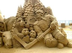 44 Incredible Sand Sculptures That Make You Say WOW | InstantShift