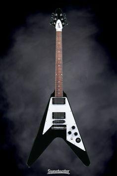 Gibson Custom Kirk Hammett Flying V Aged